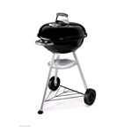 BARBECUE COMPACT KETTLE™ Ø 47 CM BLACK
