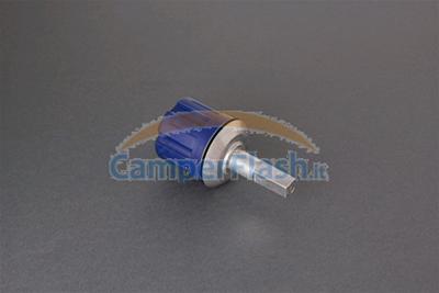 Colore Fiamma 98655-147 071//321-1 Bianco Polare Tappo Lato Sinistro F45Ti