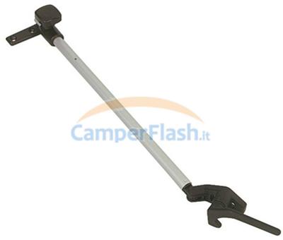 CAMPER ROULOTTE COPPIA COMPASSI DESTRO//SINISTRO F48 280MM A FRIZIONE