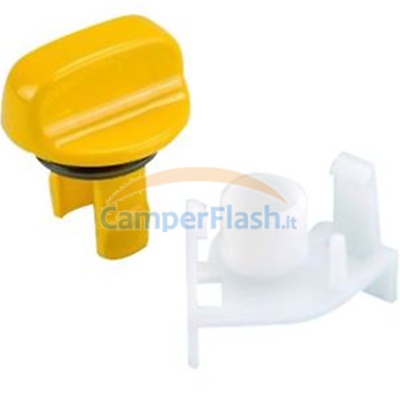 Camperflash Camper Accessories Si The2374378 Yellow Cap For