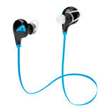 AURICOLARI BLUETOOTH 4.0 VULTECH HD-06BTB IN-EAR CON MICROFONO - BLU