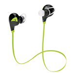 AURICOLARI BLUETOOTH 4.0 VULTECH HD-06BTG IN-EAR CON MICROFONO - VERDE